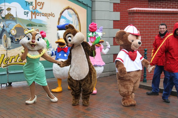 St Valentin 2013 in Disneyland Paris