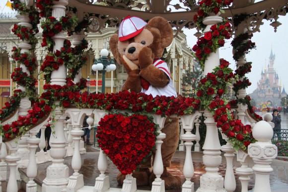 St Valentin 2013 in Disneyland Paris, Duffy