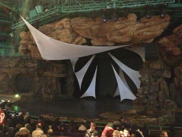 Videopolis Stage in Disneyland Paris