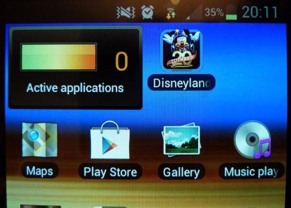 Disneyland Paris App Icon