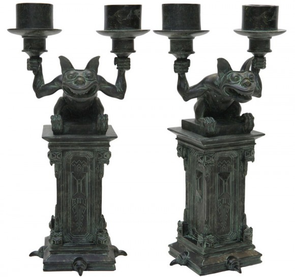 Haunted Mansion Candelabras