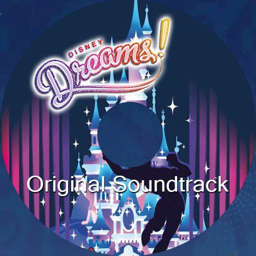 Disneyland Paris Dreams! Soundtrack CD