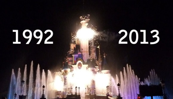 Disneyland Paris 21st Anniversary