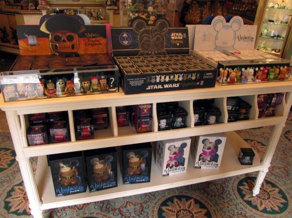 Vinylmations in Disneyland Paris