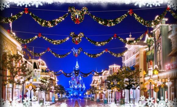 Christmas 2013 in Disneyland Paris
