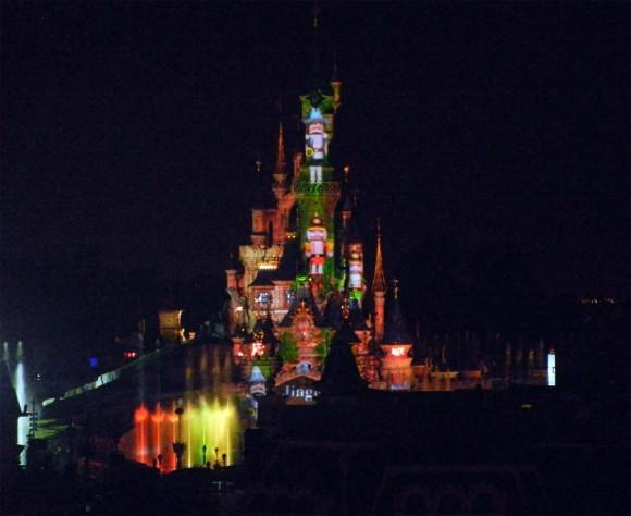 Disney Dreams! of Christmas in Disneyland Paris