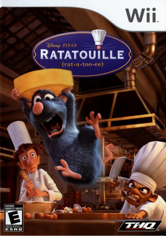 Ratatouille Video Game