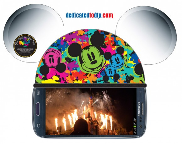 Disneyland Paris Samsung Galaxy S3 Light'Ears
