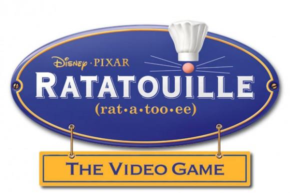 Ratatouille Video Game Image