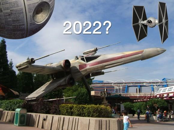 Star Wars Land Coming to Disneyland Paris in 2022?