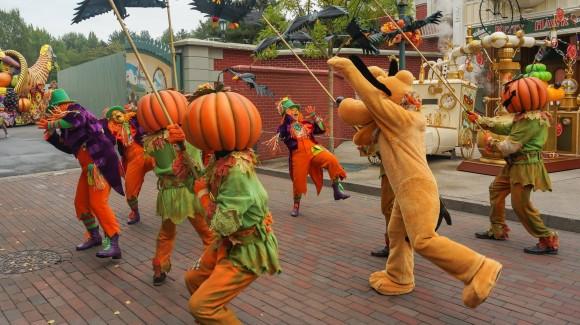 Boooo! Halloween in Disneyland Paris