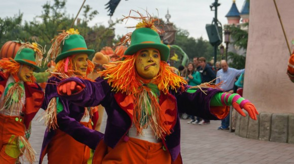 Urghhh! Halloween in Disneyand Paris