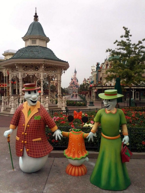 Main Street, U.S.A. Halloween 2013 Photo Location