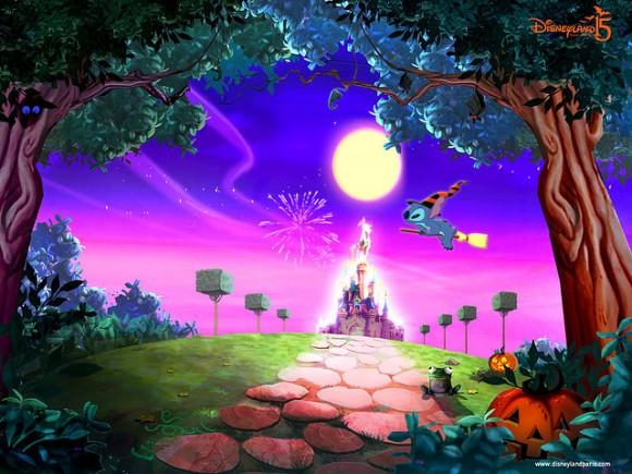 Disneyland Paris Halloween 2007 Stitch Witch