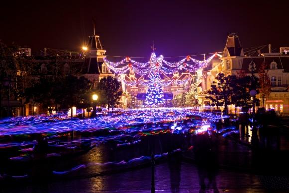 Light'Ears on Main Street, U.S.A. in Disneyland Paris. Photo by Kris Van de Sande