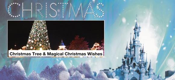 Disneyland Paris Christmas 2013: The New Christmas Tree & Magical Christmas Wishes