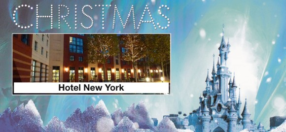 Disneyland Paris Christmas 2013: Staying at Hotel New York