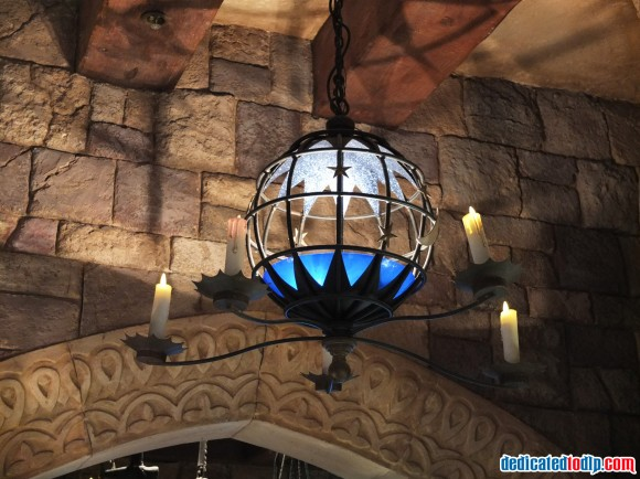 Inside Merlin l'Enchanteur, Disneyland Paris