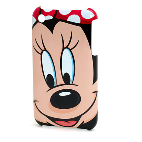 Minnie Mouse Mobile Phone Clip Case