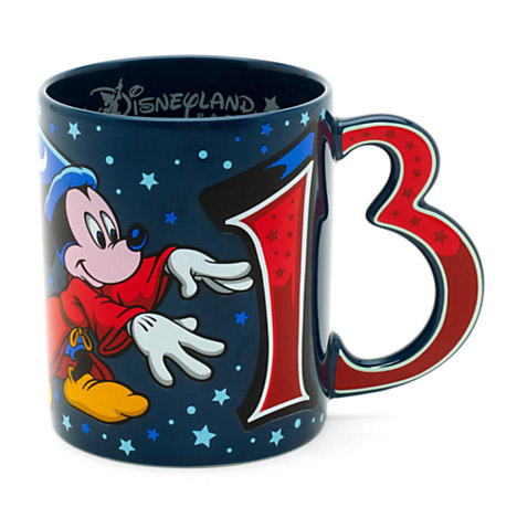 Disneyland Paris 2013 Mug