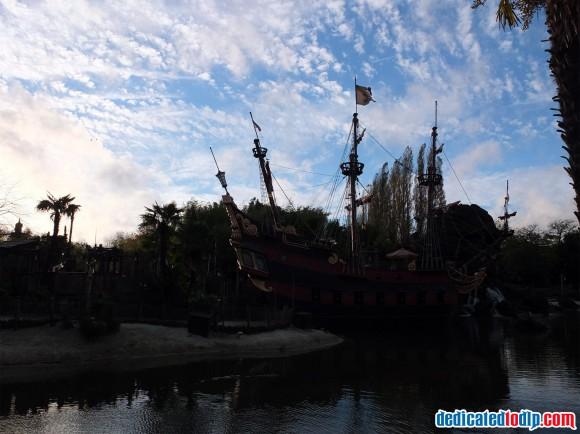 Disneyland Paris Photo Friday: On Cloud Nine