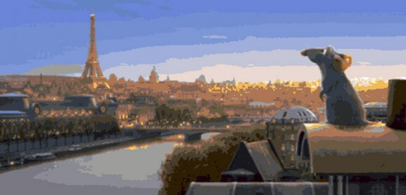 Official Disneyland Paris Ratatouille Press Release