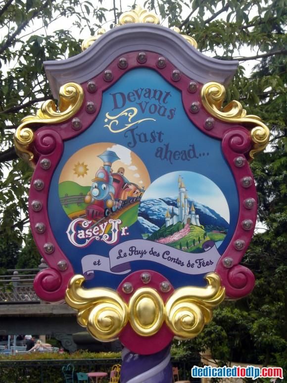 Casey Jr. Le Petit Train du Cirque