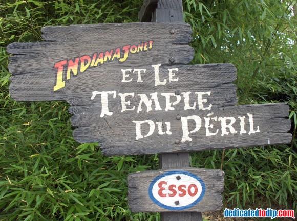 Indiana Jones et le Temple du Peril