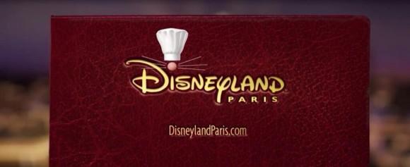 Ratatouille Disneyland Paris Logo