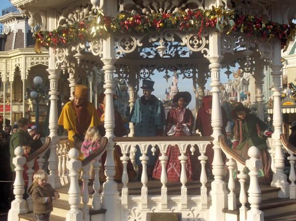 Disneyland Paris Photo Friday: The First Shot. December 2005