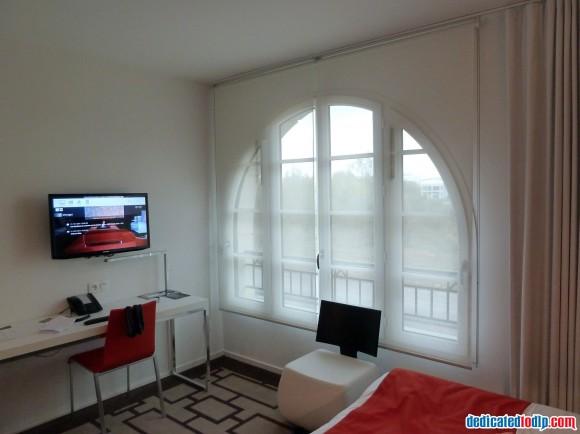 Lounge Area of Studio at Hipark Serris-Val d'Europe