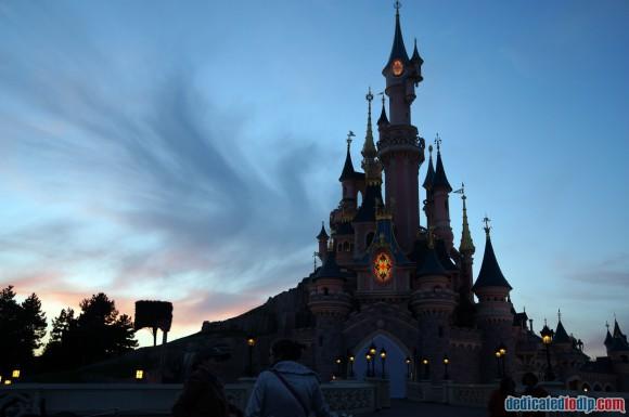 Disneyland Paris Photo Friday. Swing into Spring: The Castle