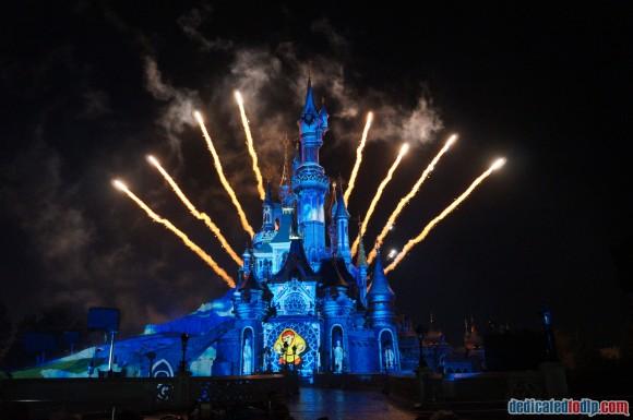Disneyland Paris Photo Friday. Swing into Spring: Disney Dreams