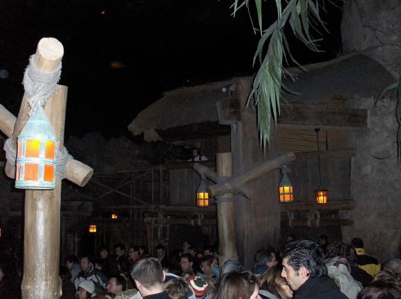 Disneyland Paris Photo Friday: The Last Shot December 2005