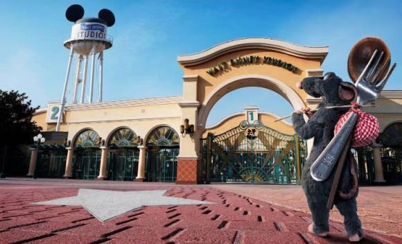 Disneyland Paris Press Release: Experience the magic of Ratatouille