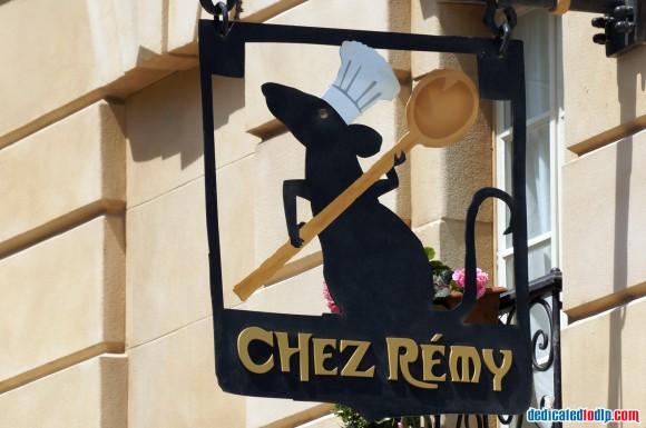 Disneyland Paris Photo Friday: La Place de Remy in Detail