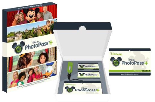 Disney PhotoPass+ for Disneyland Paris