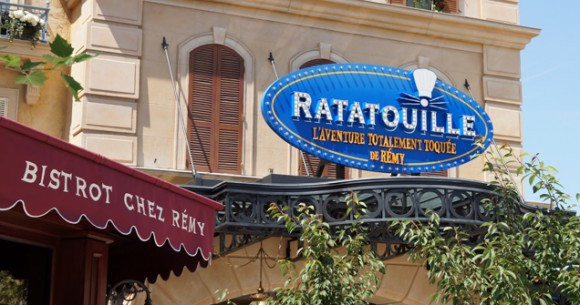 Ratatouille: The Adventure, Bistrot Chez Rémy & La Place de Rémy