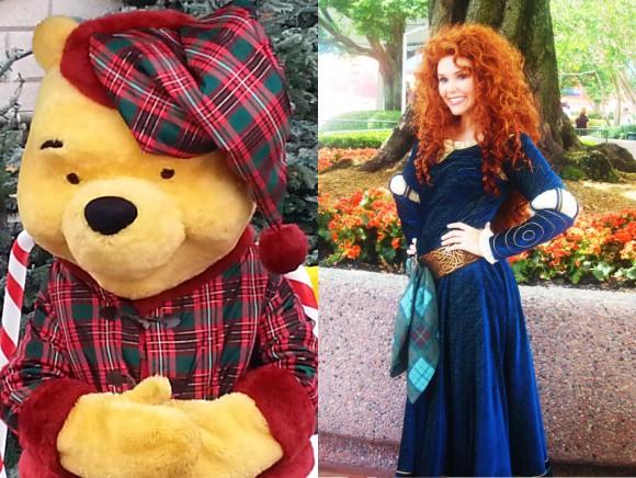 Disneyland Paris News: Merida Meet & Greet at Casey's Corner, replacing Pooh