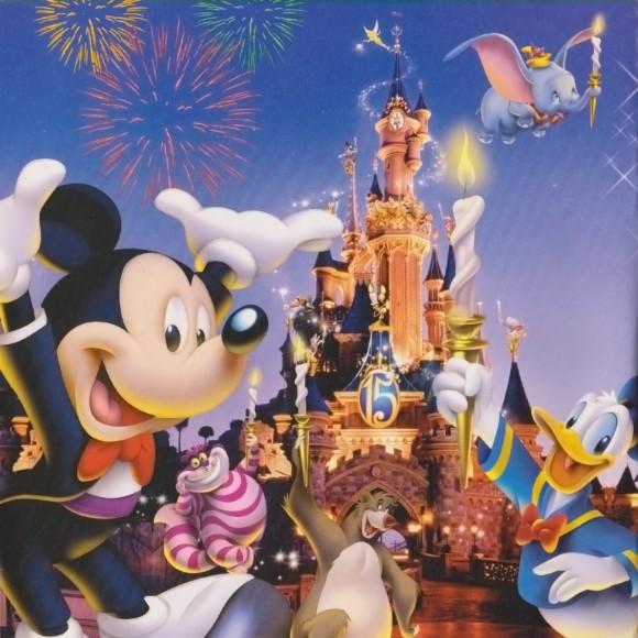 Disneyland Paris Magical Memorabilia: 15th Anniversary Booklet  Page 2