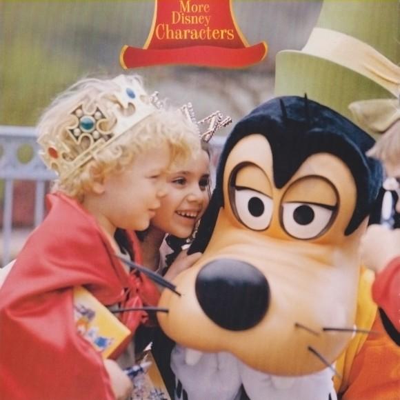 Disneyland Paris Magical Memorabilia: 15th Anniversary Booklet  Page 8