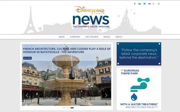 Disneyland Paris News
