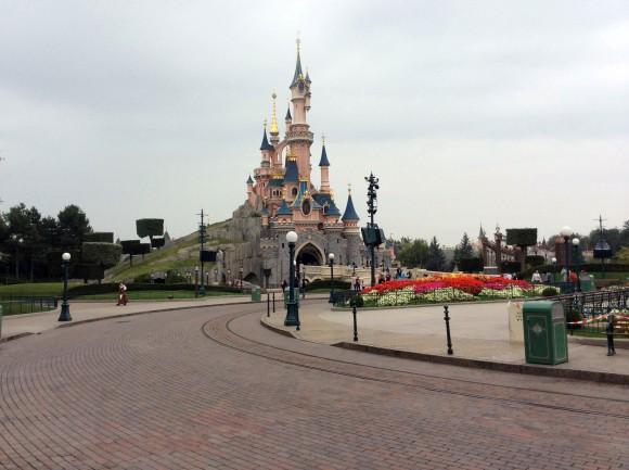 La Chateau de la Belle au Bois Dormant
