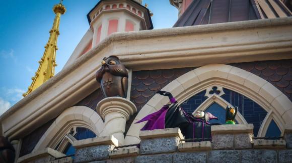 Disneyland Paris Halloween 2014 Photo Series: Maleficent's Court