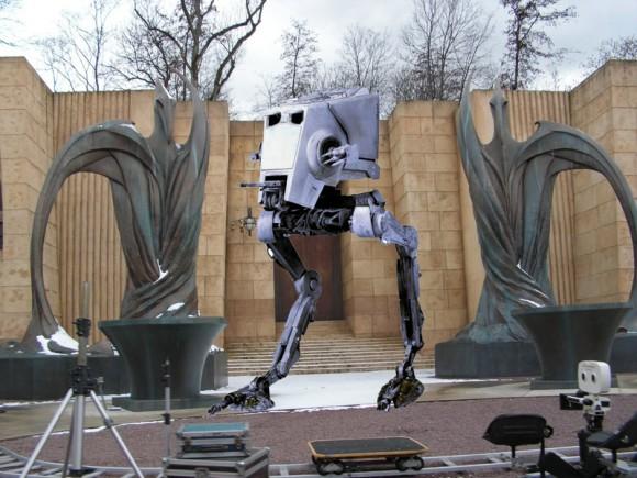Disneyland Paris Rumour: Star Wars, Avengers & Cars Coming to the Studio Tram Tour