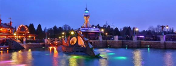 Discoveryland in Disneyland Paris