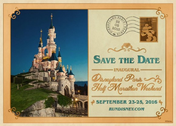 Disneyland Paris Hald Marathon Weekend Dave The Date
