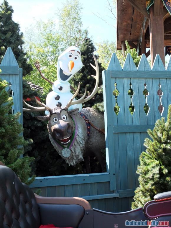 Disneyland Paris Frozen Summer Fun Review: Frozen Marketplace