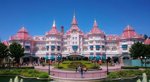 Disneyland Hotel in Disneyland Paris