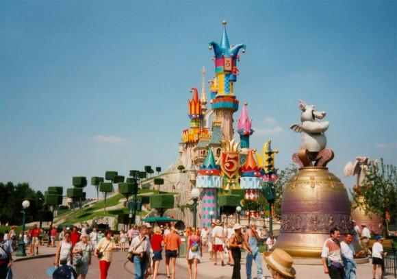 Disneyland Paris 5th Anniversary